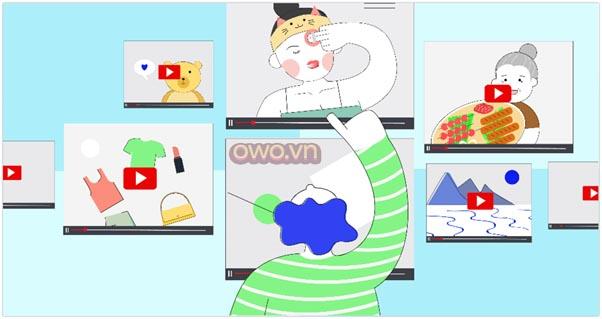 Giờ xem Youtube là tiêu chí đánh giá chất lượng và độ thu hút khách hàng của video