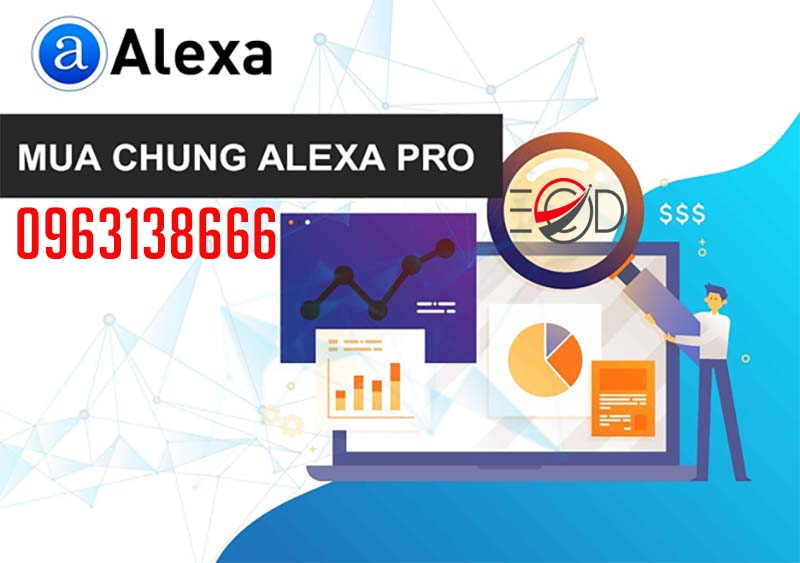 mua chung Alexa Pro