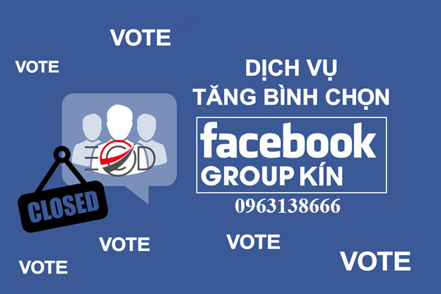 vote nhóm kín